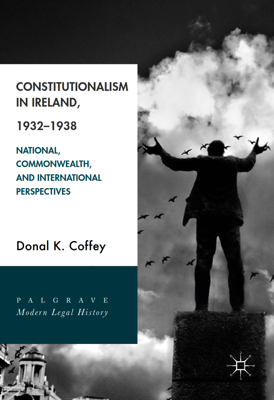 National, Commonwealth, and International Perspectives  by Donal Coffey  © 2018 palgrave macmillan