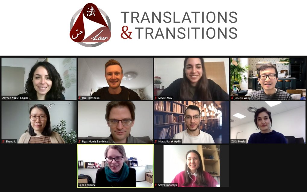 Translations and Transitions